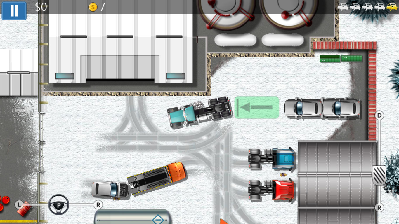 Parking Mania Game Mobirate